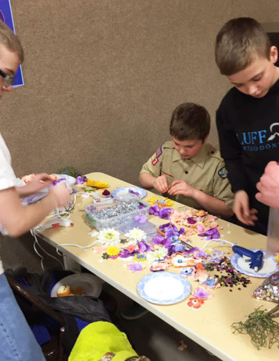 Eagle Scouts Project