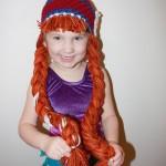 Anna Yarn Wig DIY