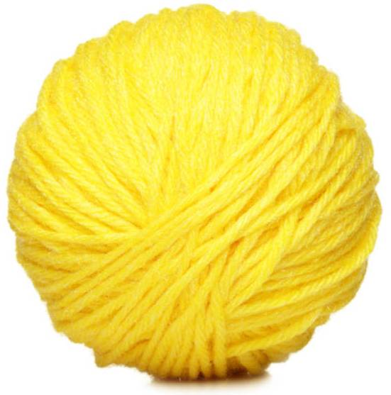 yellow-yarn-ball-over-white-1276701