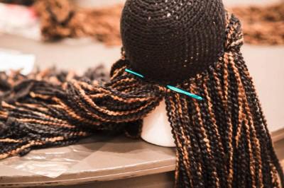 Moana wig