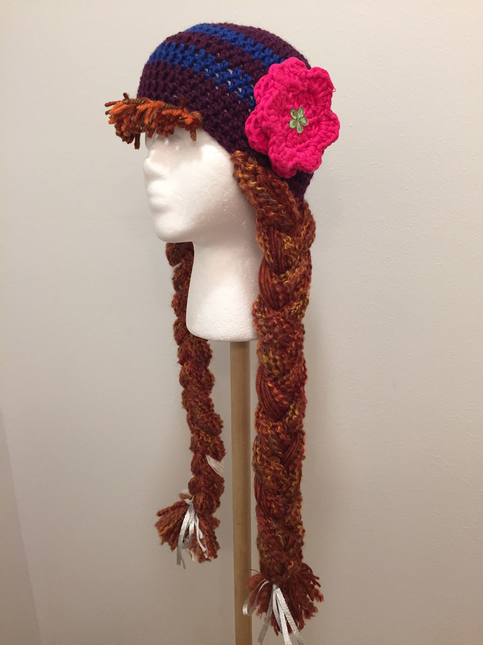 Princess Katie's yarn lives on