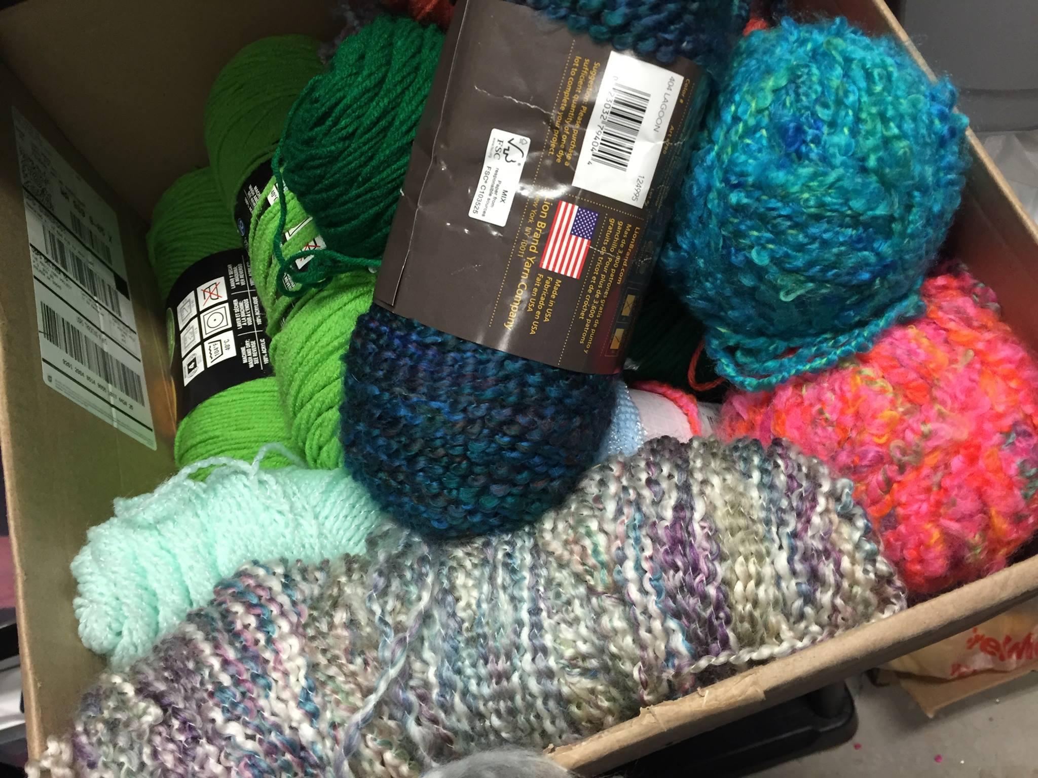 Princess Katie's yarn