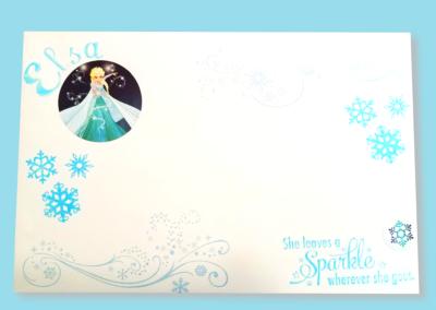 Elsa envelope