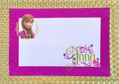 Envelopes - Anna
