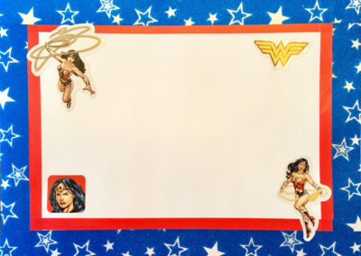 Envelopes - Wonder Woman