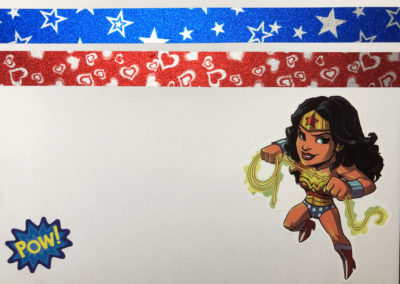 Envelopes - Wonder Woman 2